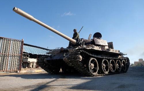 Libya's Haftar rules out Tripoli ceasefire, dismisses U.N.-led talks: newspaper