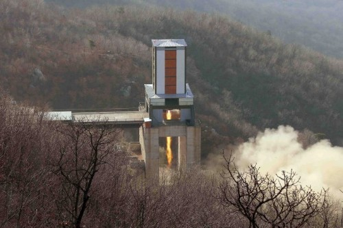 North Korea says can test-launch ICBM at any time: KCNA
