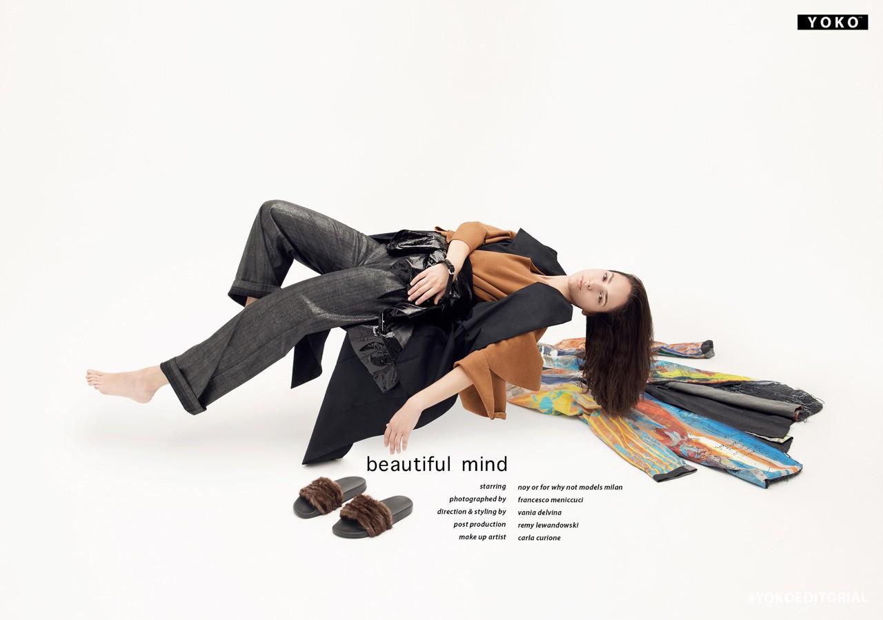 #yoko Magazine #menghishoes #d-exterior #tricotchic #absidem