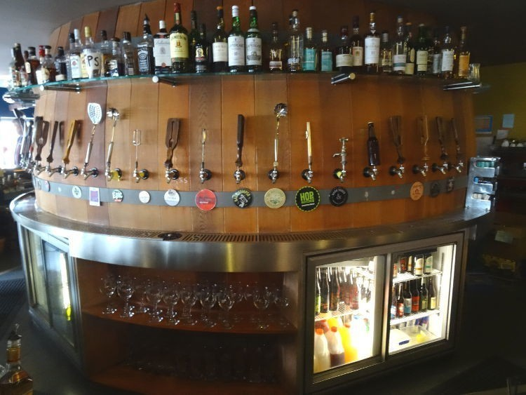 On the craft beer trail in Wellington