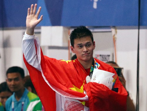 Doping: WADA appeals over swimming federation decision on Sun Yang