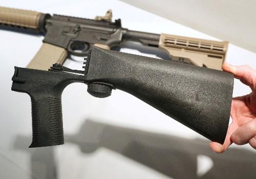 U.S. chief justice rejects bid to block 'bump stocks' gun ban