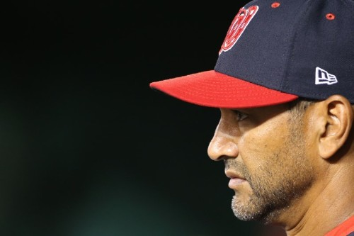 Nationals GM expects Martinez to return as manager
