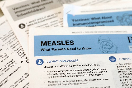 Millions of children miss measles shots, creating outbreaks: UNICEF
