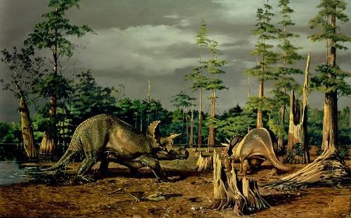 Here's What We Used to Think Dinosaurs Looked Like