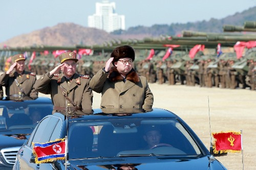 China announces restrictions on trade with North Korea