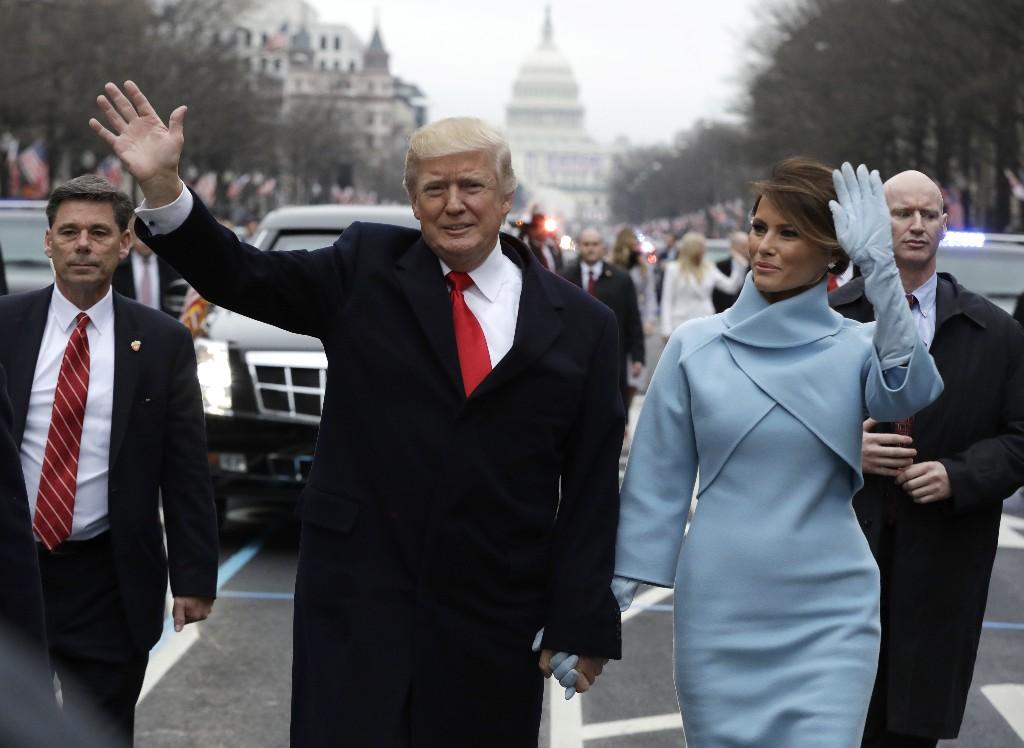 President Donald J Trump - Magazine cover