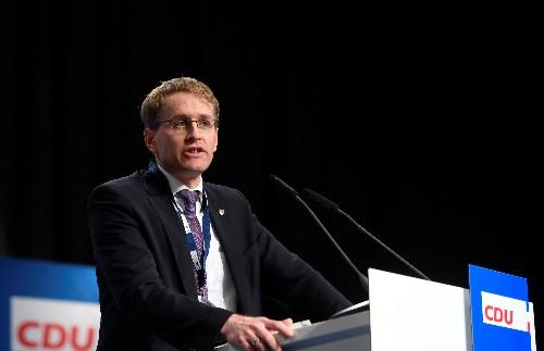 Günther stellt sich hinter Laschet - Wirtschaftspolitiker hinter Merz