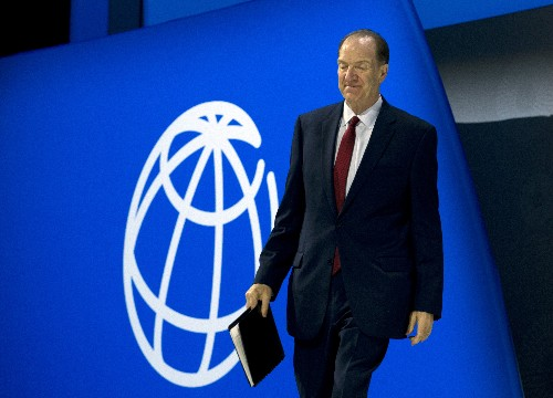IMF, World Bank leaders appeal for an end to trade wars
