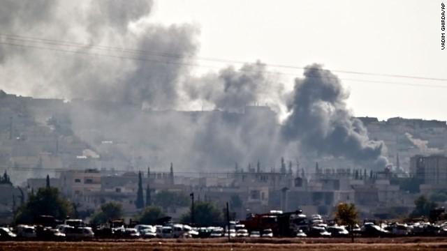 Iraqi forces, Kurds claim gains against ISIS
