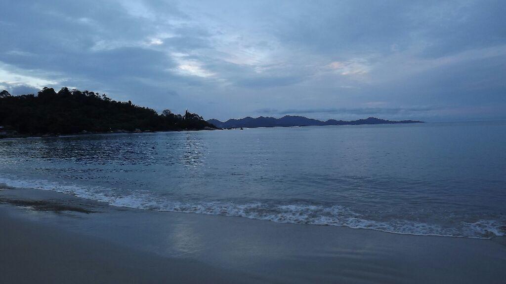 Praia Portobelo. S.C.