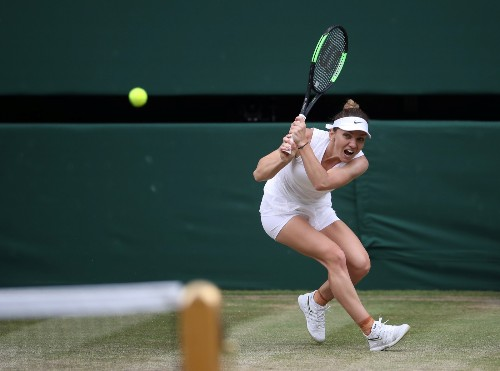 Halep Crushes Serena to Win Wimbledon: Pictures
