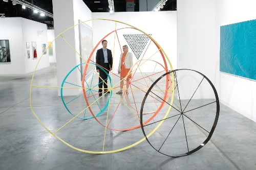 Art Basel Opens in Miami: Pictures
