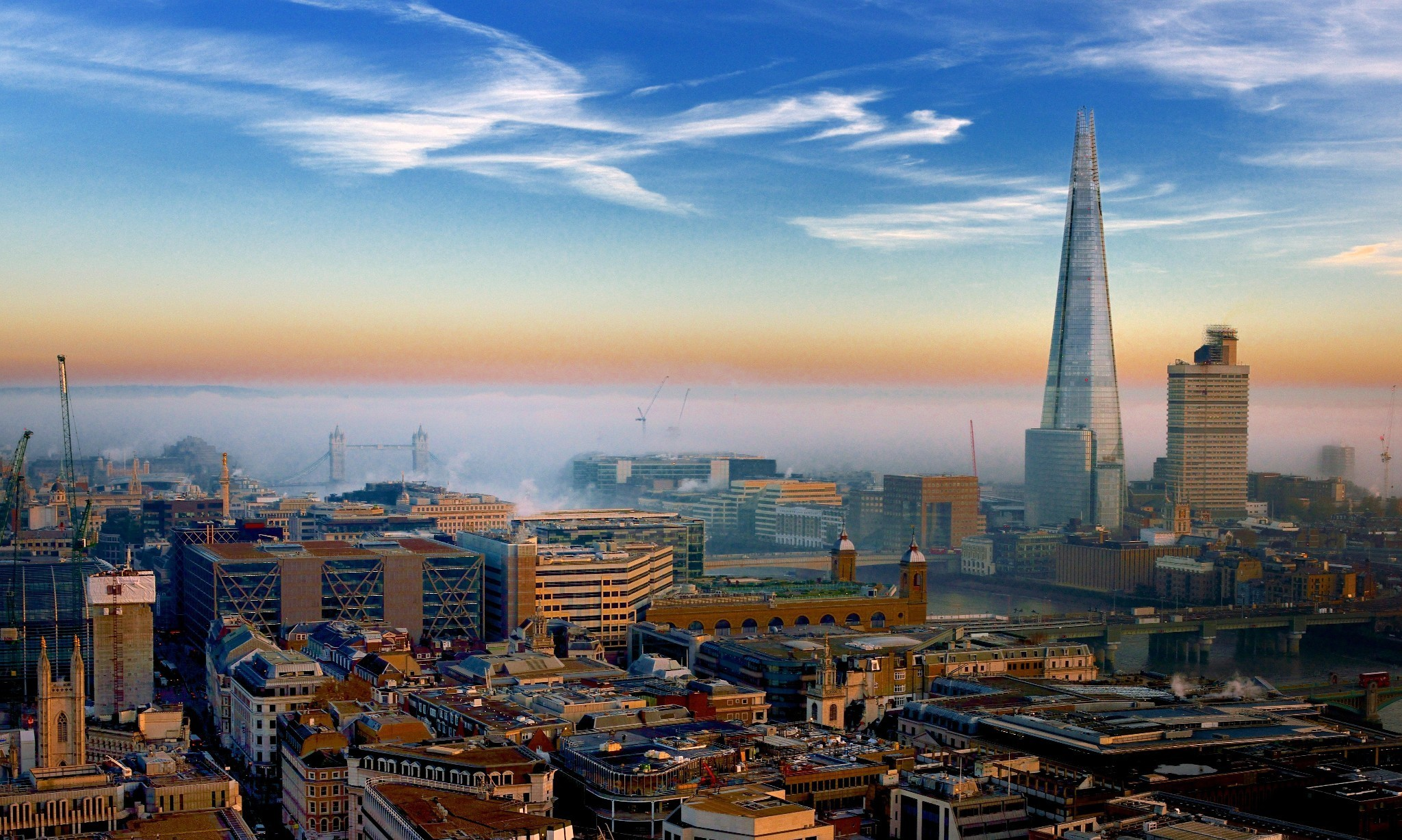 Smog in the cities: the truth about Britain's dirty air