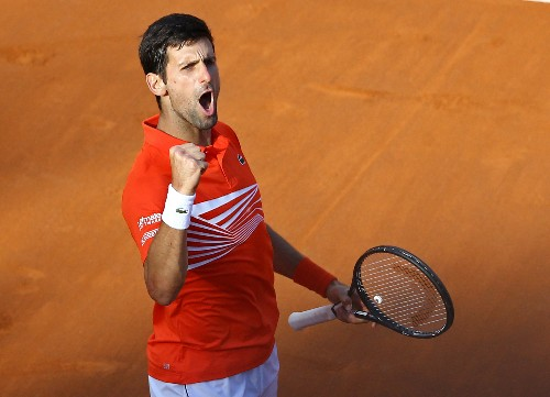 Second 'Nole Slam' would put Djokovic up with Federer and Nadal: Wilander