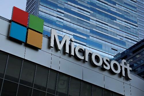 Los resultados de Microsoft reciben impulso de ventas de Windows