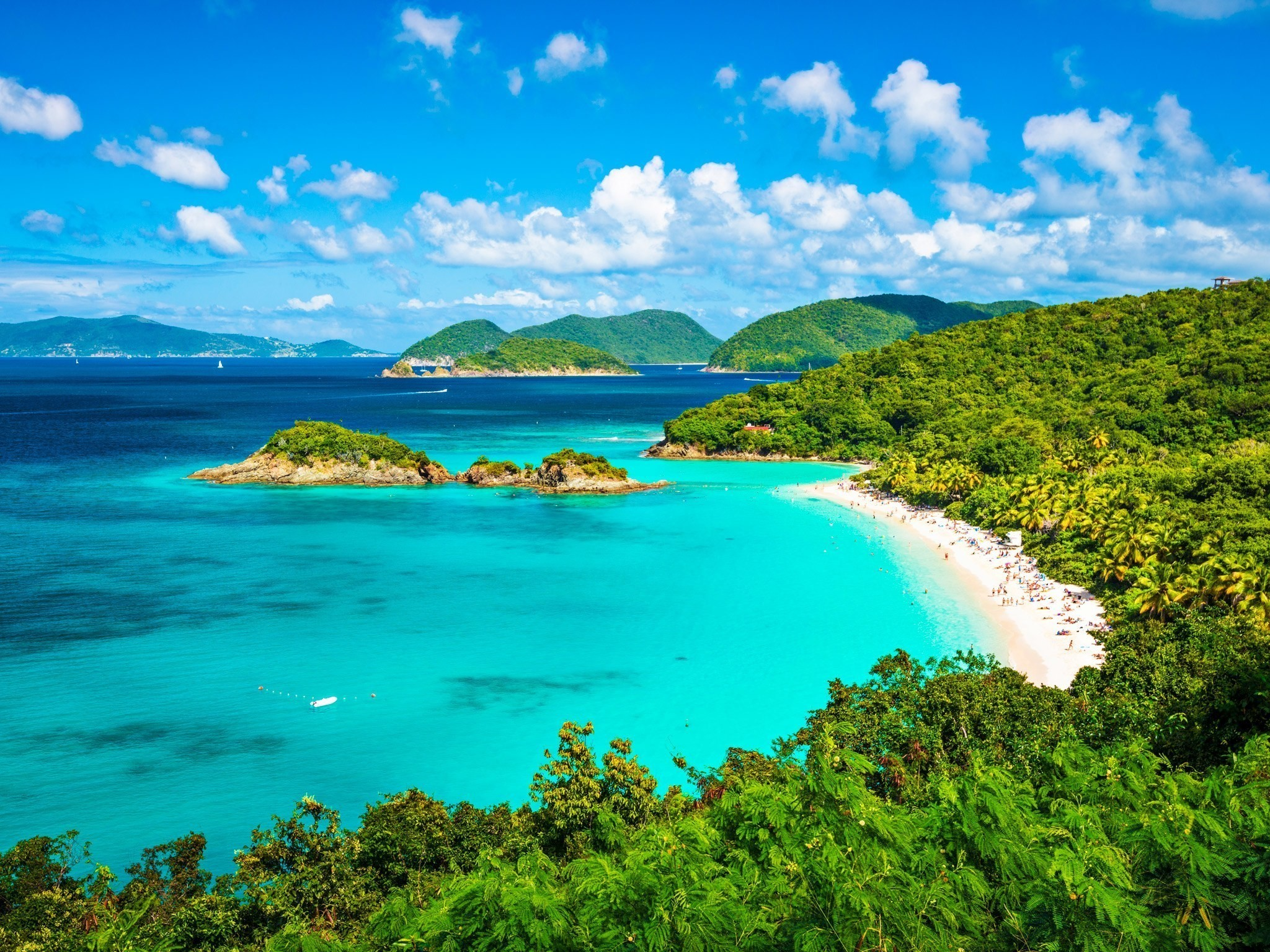 The 8 Most Beautiful National Park Beaches in the U.S.