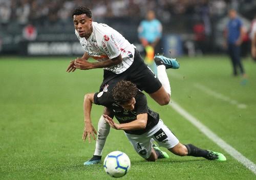 Soccer: Corinthians beat Botafogo to climb into fifth in Brazilian Serie A