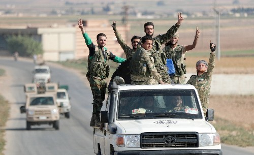 Russia, Turkey reach deal to remove Kurdish YPG from Syria border