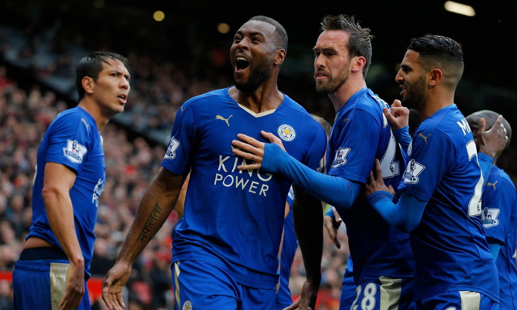 Leicester City's triumph: the inside story of an extraordinary season