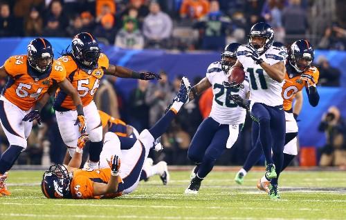 Super Bowl XLVIII Photo Gallery
