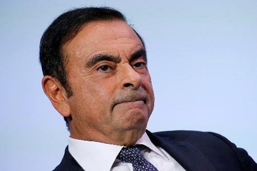 Ghosn poursuit Nissan et Mitsubishi aux Pays-Bas, selon Le Figaro