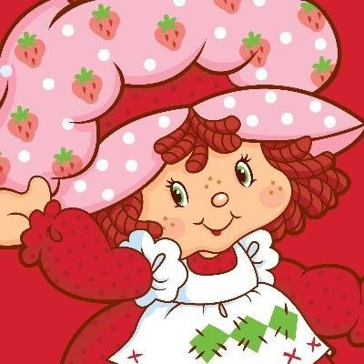 Strawberry Shortcake - cover