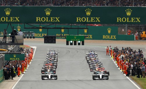 Motor racing: Team by team analysis of the British Grand Prix