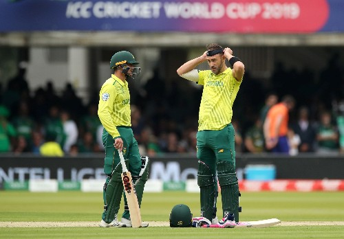 Cricket: Poor form, low confidence to blame for South Africa's World Cup failure