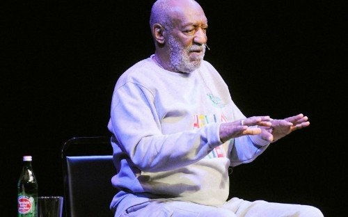 Hecklers Taunt Bill Cosby at Final Show