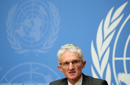 U.N. aid chief says Saudi Arabia to pay $500 million for Yemen aid next week