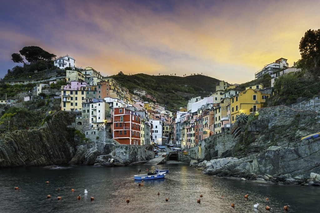Italy's fabulous five: planning your visit to the Cinque Terre