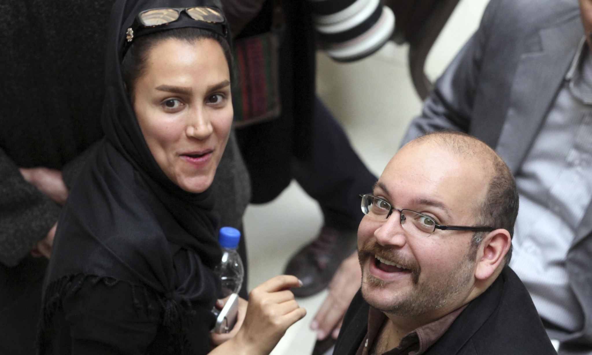 Iran releases Washington Post journalist Jason Rezaian in prisoner swap with US