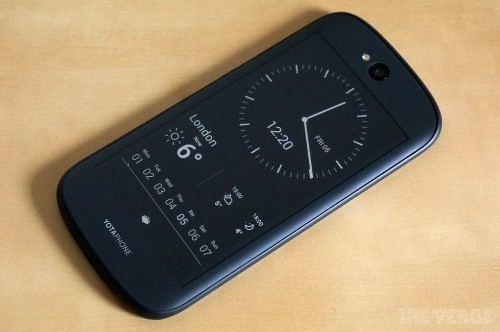 The YotaPhone 2 and its awesome e-paper display are coming to the US