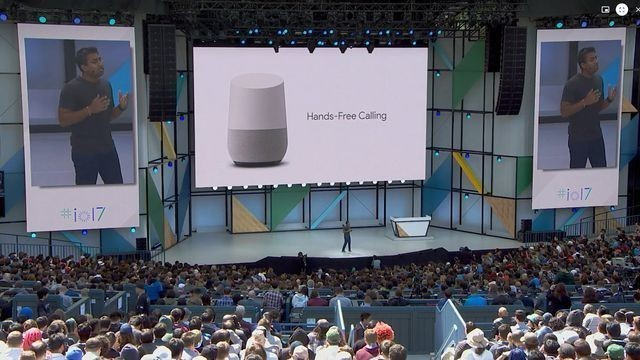 Google's Home speaker will soon be able to do hands-free calling