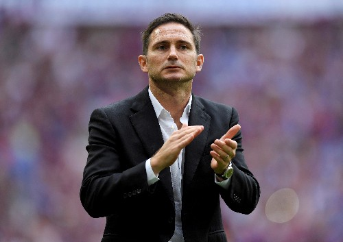 Soccer: Derby give Chelsea nod to open managerial talks with Lampard