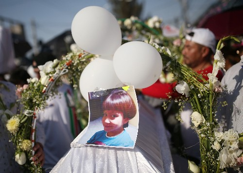 Family says government did not protect young girl murdered in Mexico City