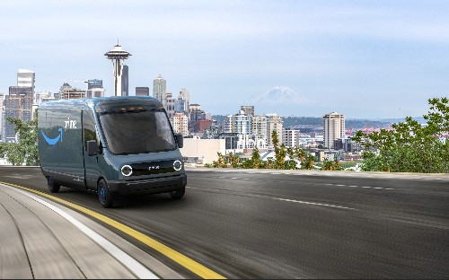 Amazon vows to be carbon neutral by 2040, buying 100,000 electric vans