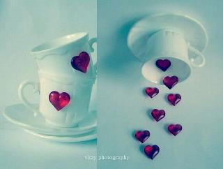 قلبك دعه ينبض صباحاً مع كل شروق