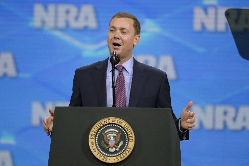 NRA splits with PR firm, lobbyist and TV amid infighting