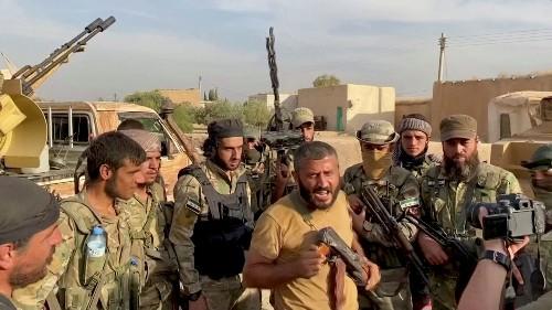 Kurdische Milizen wollen Feuerpause akzeptieren