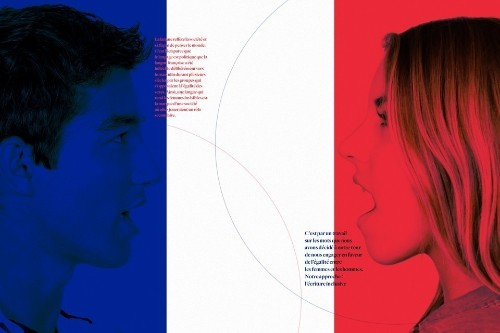 The Push to Make French Gender-Neutral