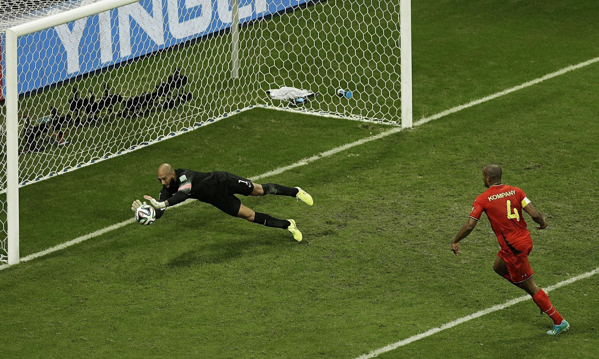 Tim Howard has his Everton and international future all planned out