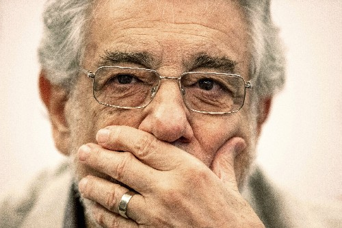 The Latest: No cancellations for Placido Domingo in Europe