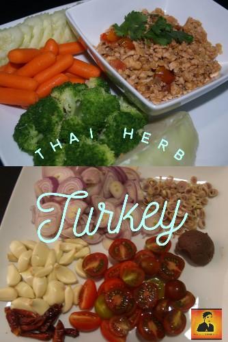 Easy Healthy Thai Recipes - cover