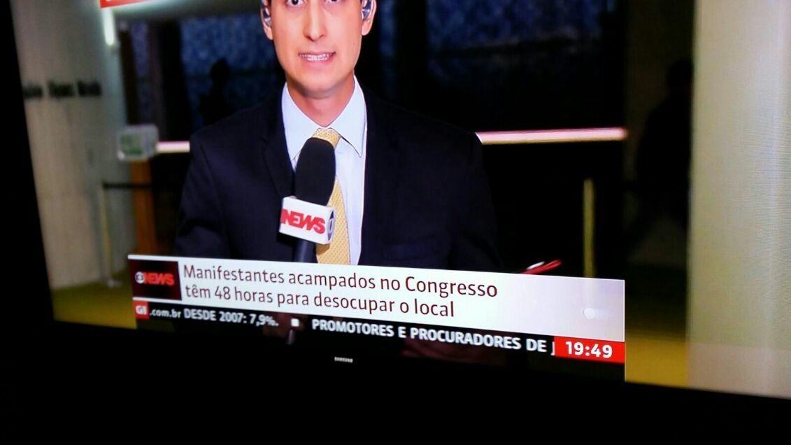 AÍ, BRASILEIROS, VAMOS DEIXAR ACONTECER MESMO?