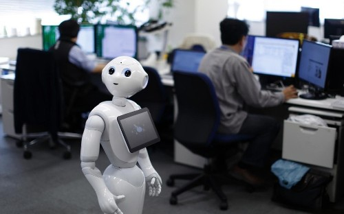 Pepper robots to mentor Japan's ex-cons