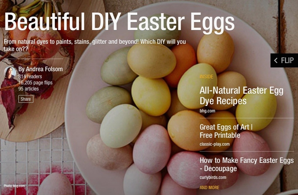 Find Inspiration for Your Inner Easter Bunny