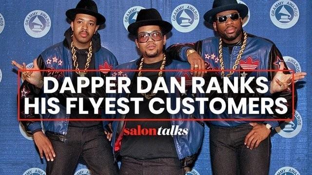 Hip-hop fashion icon Dapper Dan reveals his most stylish customers