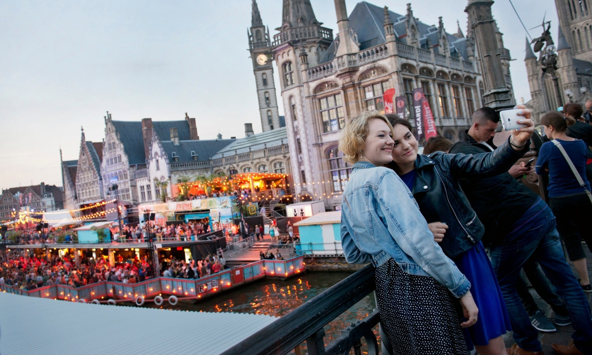 The alternative city guide to Ghent, Belgium
